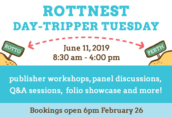 Rottnest Retreat 2019 - Day-Tripper Tuesday