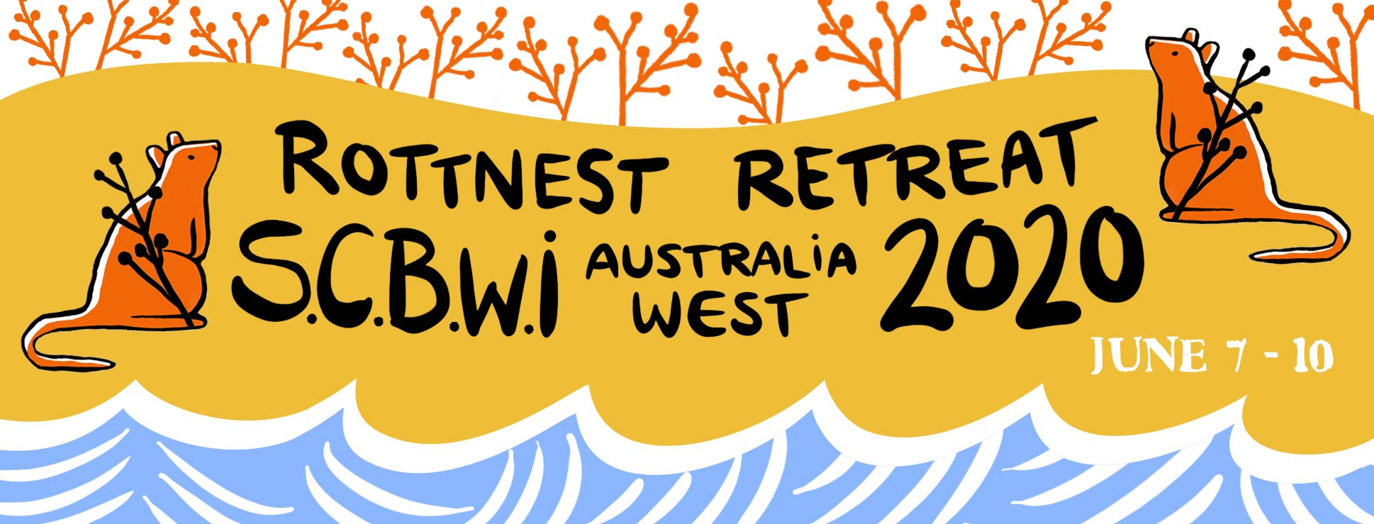 SCBWI Australia West Rottnest Retreat 2020